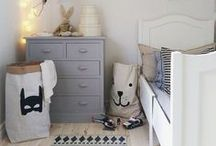 b e d r o o m / Kids bedroom inspiration