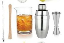 Mixology Tools of the Trade