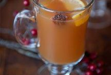 Hot Cocktails for Cold Days / Warm up with one of these toasty cocktails.