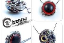Handmade Jewelry & Metalwork / A group board dedicated to Handcrafted Jewelry/Jewellery and other metalsmithing arts; posted by the artisans who create the work. Please click thru to their websites to purchase their creations.  / by Andes Cruz