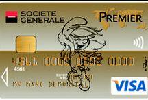 Cartes Collection Bande Dessinée / Affichez votre passion de la BD sur votre carte bancaire