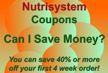 Nutrisystem Coupons / This board is a collection of images I've created to motivate people to grab a Nutrisystem discount coupon if they want to save money off their first month on the program. You don't have to use the discount if you don't want to, of course!