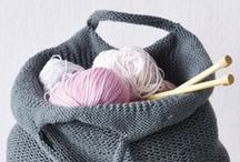 Knitting & Crochet / Tricot & Crochet / Knitting & crochet ideas / Idées tricot et crochet / by *Tadaam! Blog