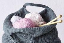 Knitting & Crochet / Tricot & Crochet / Knitting & crochet ideas / Idées tricot et crochet