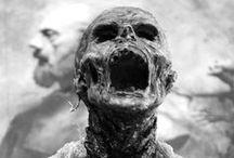 Haunt Skeletons,Corpses,Skulls / by October Pun'kin