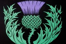 Scotland the Brave! #2 / A Scot is a Scot, even unto a Hundred Generations / by October Pun'kin