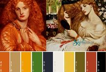 Pre-Raphaelite Brotherhood  / Pre-Raphaelite artist research / by Mary Anscombe