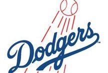 LA Dodgers / Baseball / by Barrys Tickets