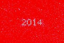 Bonne année 2014 | Happy New Year 2014 | Société Générale / Meilleurs voeux pour l'année 2014 - Season's greetings & best whishes for 2014 - Faire de 2014 une année pleine d'opportunités à concrétiser ensemble : c'est la plus belle façon pour les équipes du groupe Société Générale, de fêter avec vous notre 150ème anniversaire.
