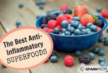 Food Remedies / Foods that pack a healthy body punch! Tips for anti-inflammatory foods, antioxidant-rich foods, headache relief foods, etc. / by Advanced Medical Care