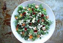 Delicious Salads! :-)