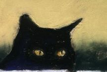 More cats / by Cynthia Blachly