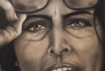 Daniela Montanari: LE MIE OPERE - MY PAINTINGS / Pittura e disegno