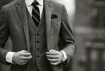 MEN'S inspiration / the men who inspire us http://www.heirlume.co