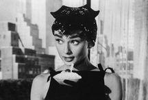 Audrey Hepburn / by Jasminum.