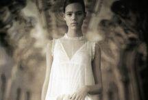 Robe blanche / by Jasminum.