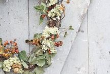 Rustic romance / fascinating by weddings on country barns, earthy colors tones, raw wood, fields and prairies.