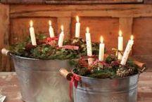 Decoraciones originales para Navidad / Decoración de Navidad