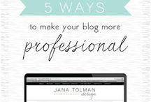 Blogging / Articles, idées, conseils pratiques, SEO pour créer et améliorer son blog.