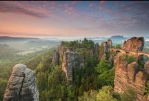 Germany / Images from south to west.