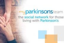 Join MyParkinsonsTeam / Join the social network for people living with Parkinson's: MyParkinsonsTeam.com  #ParkinsonsDisease #PD #Parkinsonism