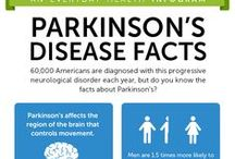 About Parkinson's Disease / Join the social network for those living with Parkinson's: MyParkinsonsTeam.com