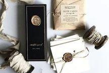 Favors & gift wrap ideas