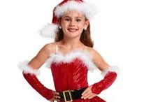 Jingle Bell Rock / Costume suggestions, hair and make up inspiration, set design ideas... we hope you'll find the inspiration you need to create your best performance yet!