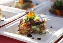 #FoodGasm at the Kapalua Wine & Food Festival / Celebrating the delicious dishes provided by visiting and local celebrity chefs. Their hard work is the fuel that keeps us on our feet and eager to keep tasting.