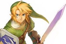 Legend of zelda / Dont forget to check out my legend if zelda merch clothing ect board! / by Molli Zupancich