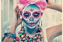 Make Up Skulls