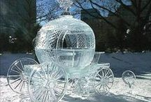 Sculptures de glace / by Loulou