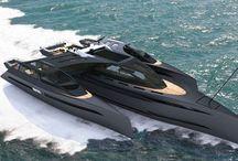 Moor Yachting / Navigating