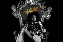 MJ / King