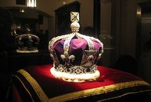 The Color Purple / Blue + Red + White = Purple (Royal Crown Chakra) Royalty