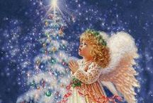 Christmas Angels / by Louise Watts