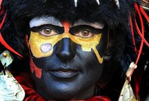 Fiestas de Moros y Cristianos / Whites in Blackface portray Moors in Europe Festival of Moors & Christians   It's important to note Europeans often portray Moors in a positive light often adorning them with crowns and jewelry.