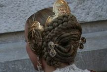 Hairstyle from history