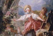 Rococo and classicism