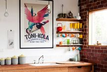 Industrial Style Kitchen Inspiration