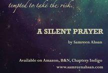 A Silent Prayer - Book