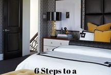 Hotel Style Bedroom Inspiration