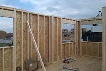 Casa Unifamiliar 110 m2 / Inicio de construcción de vivienda, cimentación.