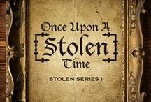 Once Upon A [Stolen] Time / Book is available on Amazon http://www.amazon.com/dp/B016XI5836