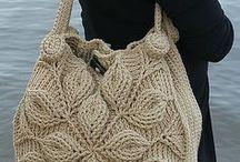 Bags / Projekty toreb na różne okazje i wykonane różnymi technikami