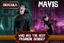Scary Chic / Achieve that Hotel Transylvania look you've been DYING to have! Get all the fashion tips and tricks here! / by Hotel Transylvania