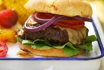 Burgers - For Derren
