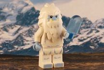 LEGO / Awesome LEGO photos and creations