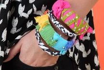 Rags to Riches / Great craft ideas on how to turn t-shirts and fabric scraps into  amazing, trendy items!
