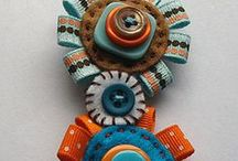 Things by buttons / Hand made button's objects